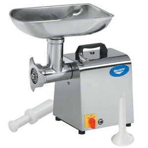 Vollrath 40744 Electric Meat Grinder 22 Attachment Hub