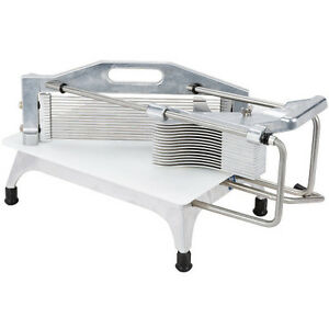 Vollrath 0645n Redco Pro Tomato Manual Slicer 1 4 Cut Size Scalloped Blades