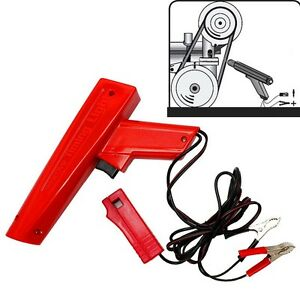 Universal Timing Light Gun Tester Race Car Boat Tractor Mower Motorcycle Auto