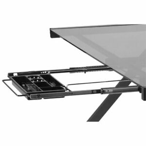 Eurostyle Hang File Pencil Tray Accessory In Black