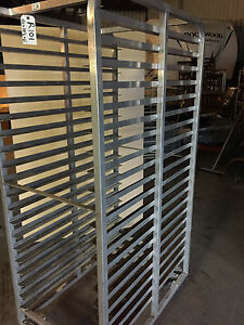 1 Bakery Pan Bread Donut Intertek Rack 20 Space 101626 r101