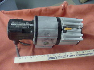 Bosch Rexroth Cnc Indexer Harmonic Drive Assembly W servo Free Shipping