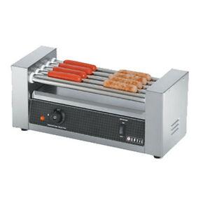 Vollrath 40820 Roller type Hot Dog Grill 12 Hot Dog Capacity