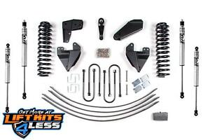 Bds Suspension 366h 6 Lift Kit For 1980 1996 Ford Bronco 4wd Gas