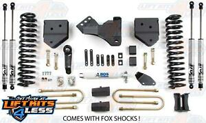 Bds Suspension 349h 6 Lift Kit For 2005 2007 Ford F 250 F 350 Super Duty 4wd