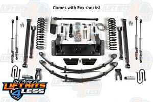 Bds Suspension 1434h 8 5 Long Arm Lift Kit For 1987 2001 Jeep Cherokee Xj 4wd