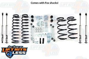 Bds Suspension 424h 3 Lift Kit For 2003 2006 Jeep Wrangler tj 2wd 4wd Gas