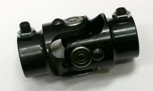 3 4 30 Spline X 1 Dd Black Coated Steering Universal Steering U Joint New