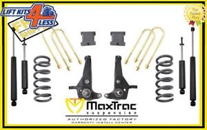 Maxtrac Suspension K883053a 6 Maxtrac Lift Kit For 1998 2000 Ford Ranger 2wd