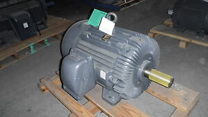60 Hp Baldor Electric Motor 1200 Rpm 404t 405t Frame Tefc Exp 460 V New