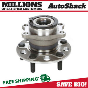Rear Wheel Hub Bearing Assembly 5 Stud Fits 2007 2015 2016 Jeep Patriot Compass