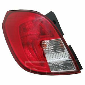 For 2013 2015 Chevrolet Captiva Sport Driver Side Taillight Tail Lamp Lh