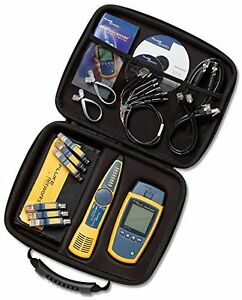 Fluke Networks Ms2 kit Network Cable Tester Kit With Probe Microscanner2 New