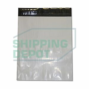 1000 9x12 Poly Mailers Bag Self Seal Shipping Envelopes 9x12 2mil Secure Seal