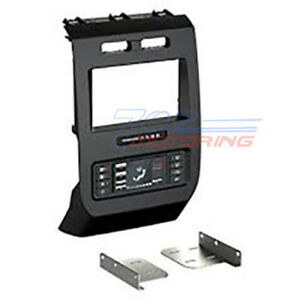 2015 Up Ford F 150 Dash Kit With Intergrated Hvac Swc Control Touch Screen