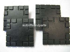 Rubber Arm Pad For Cl9 Cl10 Challenger Lift Set Of 4 Replaces A1104