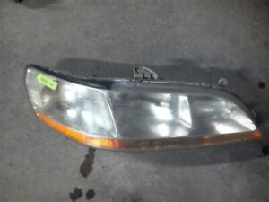 1998 2000 Honda Accord Passenger Right Headlight Headlamp 1999 98 99 00 Used Oem
