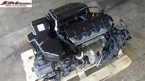 01 05 Honda Civic 1 7l 4 Cylinder Vtec Engine Automatic Transmission Jdm D17a