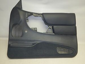 New Oem 2000 Ford Ranger Front Right Passenger Interior Door Panel Trim Blue