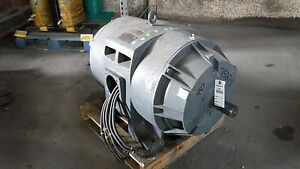 300 Hp Siemens Electric Motor 1800 Rpm 447ts Frame Dp 460 V