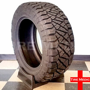 4 New Nitto Ridge Grappler Tires Lt 275 70r18 275 70 18 2757018 A t M t E Load