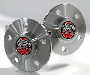 Moser 8 8 Ford Rear 31 Spline Mustang 5 Lug With Abs Adapter
