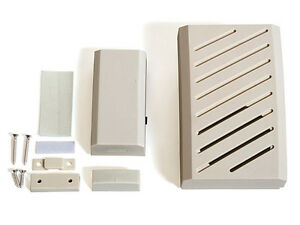 Door Entrance Chime Visitor Entry Alert Alarm System 13 Tones Store Fixture New