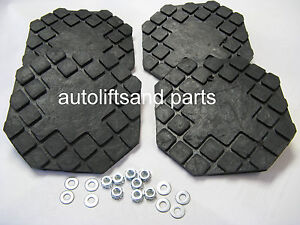 Rubber Pad For Challenger Lift Set Of 4 Part 31057