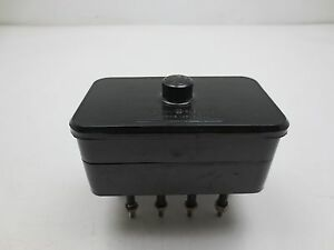 Ge General Electric 6422120g3 Pk 2 Test Block 4 pole