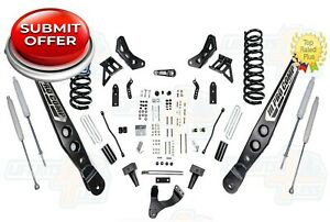 Pro Comp 6 Suspension Stage Ii Lift Kit For 2017 2019 Ford F 250 F 350