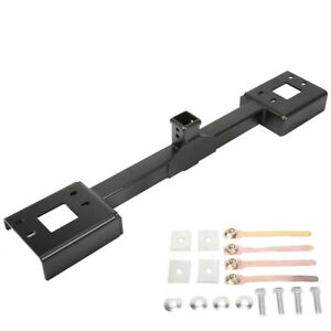 Front Mount Trailer Receiver Hitch For 1999 2007 Ford F 250 350 Super Duty