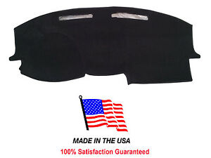 2008 2010 Dodge Charger Black Carpet Dash Cover Mat Pad Cr64 5 Made In The Usa