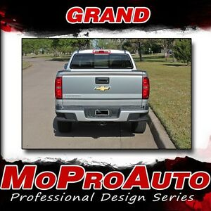 2015 2017 Chevy Colorado Pickup Truck Grand Tailgate Decals Stripe 3m Pro Pd4151