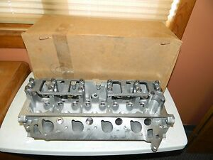 New Oem 1991 1999 Ford 4 6l Bare Engine Cylinder Head Left Drivers Side