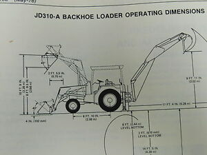 john deere 310 backhoe information on purchasing new and used business  industrial equipment online john deere 310j backhoe service manual John Deere 310J Transmission Line