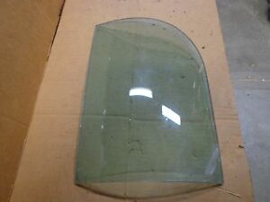1950 1951 1952 Cadillac Curved Rear Windshield Left Hand Glass 1949 Driver