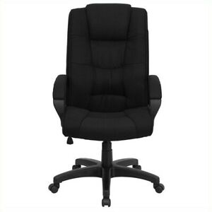 Flash Furniture High Back Executive Office Chair Chairs In Black