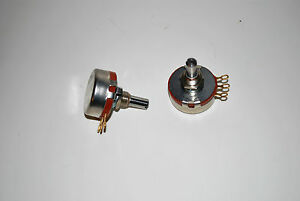 50 Ohm 2 Watt Potentiometer 6 pack