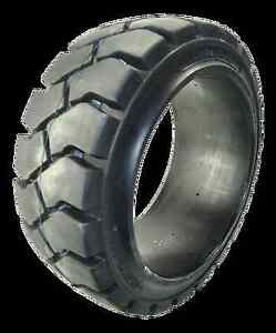 21x7x15 Traction Forklift Tire