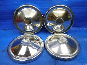 Vintage Classic Baby Moon Wheel Hub Cap Center Cap Used