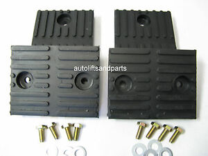 Rubber Pad For Challenger Ammco Benpearson Lift Set Of 4