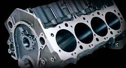 Bbc Chevy Big M Sportsman Bare Engine Block 4 500 Finished Bore 9 800 Deck