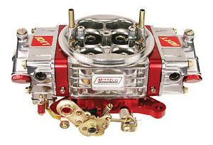 Quick Fuel 1000 Cfm Carburetor Carb Q 1050 Double Pumper Mechanical Custom