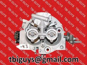 Chevy 87 95 4 3 V6 Truck Silverado S10 Blazer Tbi Throttle Body