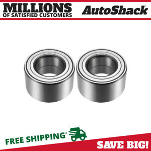Front Pair 2 Wheel Bearings Fits 2004 17 Toyota Camry 05 17 Avalon Wb610065pr