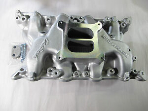 New In The Box Edelbrock 2750 Performer Intake Ford 351 Clevel
