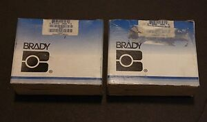 Lot Of 2 New Brady Tls2200 Tls Pc Link Thermal Printer Ribbons R6210 18560