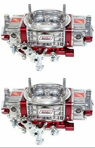 Quick Fuel Q 950 B2 Draw Thru 2x4 Super Charger Carburetor Custom Built Two 2