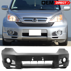 For 07 09 Honda Crv Cr v Modulo Style Replacement Front Bumper Conversion Pp