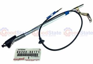 Genuine Toyota Landcruiser 100 105 Series Aerial Antenna Mast Pole Manual Type